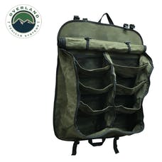 Overland Vehicle Systems 21139941 Camping Storage Bag - #16 Waxed Canvas