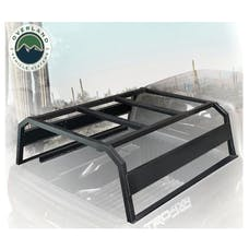 Overland Vehicle Systems 22020401 Discovery Rack - with side cargo plates, intergrated LED lights