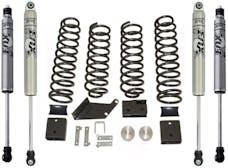MAXTRAC K889730F - 3 in. Lift Kit w/ Fox Shocks (07-18 Jeep Wrangler JK)