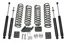 MAXTRAC K889730S - MaxPro 3 in. Lift Kit w/ MaxTrac Shocks (07-18 Jeep Wrangler JK)