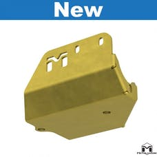 METALCLOAK 6371 - JL Wrangler Front Axle Disconnect (FAD) Skid Plate