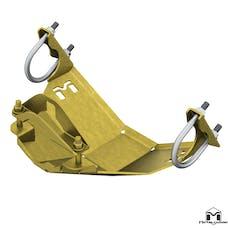 MetalCloak 6373 - JL Wrangler M220 Rear Differential Skid Plate (DSP)