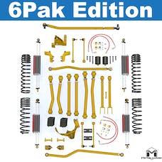 MetalCloak - 7111 - JK Wrangler Game-Changer 4.5 inch Mid Arm Suspension System