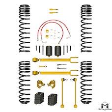 MetalCloak - 7116 - JK Wrangler Lift Kit, True Dual-Rate, 2.5 inch