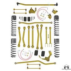 MetalCloak - 7132 -JK Wrangler 4.5 inch Game Changer Suspension Kit, No Shock Edition