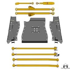 MetalCloak - 7144 -LJ Lock-N-Load Long-Arm Upgrade Kit
