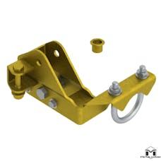 MetalCloak 7193 - Drag Link Flip Bracket, JK Wrangler