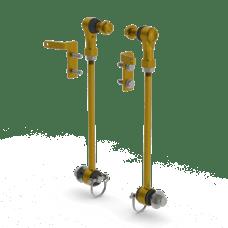 "METALCLOAK 7220 - JK Wrangler Sway Bar Quick Disconnect, 14.5"""