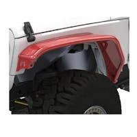 Metalcloak 3200-AL Jeep Wrangler JK Aluminum Overland Tube Fenders
