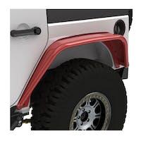 Metalcloak 3400 Jeep Wrangler JK Overland Tube Fenders