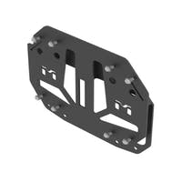 MetalCloak 6920 Jeep Wrangler JL Spare Tire Lift Bracket