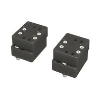 MetalCloak 7032 Universal Adjustable Bump Stops, Rear 2