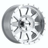 Method Race Wheels MR30157012306N - MR301 The Standard, 15x7, -6mm Offset, 5x4.5, 83mm Centerbore, Machined/Clear Coat