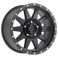 Method Race Wheels MR30179055512N - MR301 The Standard, 17x9, -12mm Offset, 5x5.5, 108mm Centerbore, Matte Black