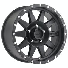 Method Race Wheels MR30168050500 - MR301 The Standard, 16x8, 0mm Offset, 5x5, 94mm Centerbore, Matte Black