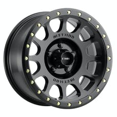 Method Race Wheels MR30589055518 - MR305 NV, 18x9, +18mm Offset, 5x5.5, 108mm Centerbore, Matte Black