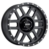 Method Race Wheels MR30678555500 - MR306 Mesh , 17x8.5, 0mm Offset, 5x5.5, 108mm Centerbore, Matte Black