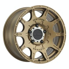 Method Race Wheels MR30878550900 - MR308 Roost, 17x8.5, 0mm Offset, 5x5, 71.5mm Centerbore, Method Bronze