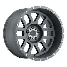 Method Race Wheels MR60621050824N - MR606 Mesh, 20x10, -24mm Offset, 5x5, 71.5mm Centerbore, Titanium