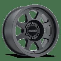 Method Race Wheels MR70178550500 - MR701, 17x8.5, 0mm Offset, 5x5, 71.5mm Centerbore, Matte Black