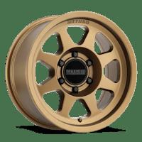 Method Race Wheels MR70178550900 - MR701, 17x8.5, 0mm Offset, 5x5, 71.5mm Centerbore, Method Bronze