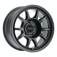 Method Race Wheels MR70278550500 - MR702, 17x8.5, 0mm Offset, 5x5, 71.5mm Centerbore, Matte Black