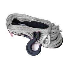 Mile Marker 1952516100 - Synthetic Rope Assembly, Gray