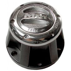 Mile Marker 457.5 - Supreme Locking Hub with 27 Spline - Stainless Steel