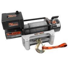 Mile Marker 50251BW - SEC12 (ES) Series Waterproof Electric Winch - 12,000 lbs