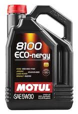 Motul Oil 102898 - 8100 Eco-nergy Motor Oil - 5W30 - 5L