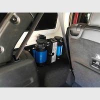 M.O.R.E. ARB18 Jeep Wrangler JL Unlimited ARB Dual Compressor Bracket