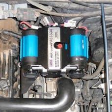 M.O.R.E. ARB97 Jeep Wrangler TJ ARB Air Compressor Mount