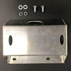 M.O.R.E. JLECS18ALU - JL Evap Canister Skids - Aluminum