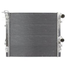 Northern Radiator 205219 - Aluminum Radiator for Jeeps with HEMI Conversion and OEM Electric Fan
