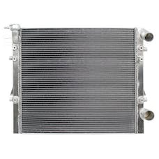 Northern Radiator 205220 - Aluminum Radiator for Jeeps with HEMI Conversion and OEM Engine Driven Fan