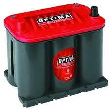 OPTIMA Batteries 8025-160 Group 25 Red Top Un-Boxed