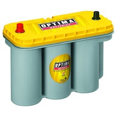 OPTIMA Batteries 8051-160 Group D31A Yellow Top Un-Boxed