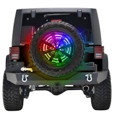 Oracle Lighting 4211-334 ORACLE LED Illuminated Wheel Ring Brake Light