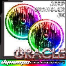 Oracle Lighting 7079-332 2007-2016 Jeep Wrangler JK SMD HL