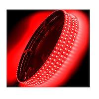 Oracle Lighting 4215-003 Universal Red LED Illuminated Wheel Rings