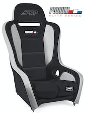 PRP Seats A9101-54 - Podium Elite Suspension Seat Black/Gray PRP Seats