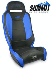 PRP Seats A9301-71 - Summit Elite Suspension Seat Black/Blue PRP Seats