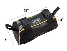 PRP Seats E10-H - Baja Bag Black With Yellow Piping Vinyl Coated Nylon PRP Seats