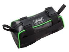 PRP Seats E10-W - Baja Bag Black With Neon Green Piping Vinyl Coated Nylon PRP Seats