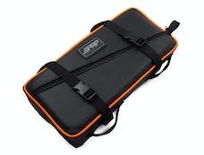 PRP Seats E11-O - Low Profile Tool Bag Black With Orange Piping Vinyl Coated Nylon PRP Seats