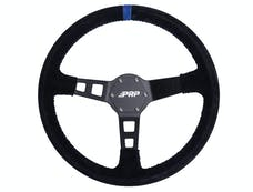 PRP Seats G121 - Deep Dish Suede Steering Wheel Blue PRP Seats