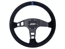 PRP Seats G221 - Flat Suede Steering Wheel Blue PRP Seats