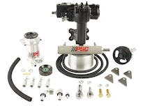 PSC Motorsports SK266 - 2007-2011 Jeep JK (4 Door) Cylinder Assist Kit (For Aftermarket 1 Ton Axles)