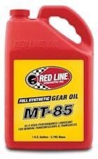 Red Line Oil 50505 - MT-85 75W85 GL-4 GEAR OIL - Gallon