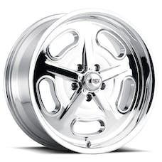 REV Wheels 111C-2856100 - 111 Classic Salt Flat Series 20x8.5 5x120.65 00MM Chrome REV Wheel